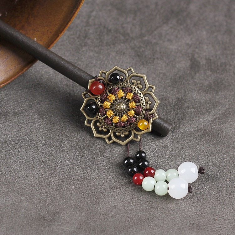 Vintage Chinese Jewelry Hairpin 2
