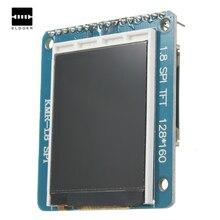 Новый Стильный Горячие Продажа 1.8 дюймов 128×160 Пикселей для Arduino SPI TFT LCD Дисплей Модуль Breakout ST7735S Смарт электроника