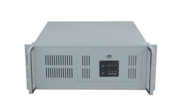 IPC510H computer case 4u industrial Chassis computer server shell server computer case equipment instrument 4u 4508e rack 450mm server chassis