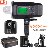 Godox AD600BM 600W HSS 1 8000 2 4G Wireless Outdoor Flash Photography Lights Trigger X1T C