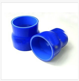 2016 modré silikonové spojky pro redukci hadic z tvrdé hadice s 63-76 mm pro univerzální regulátor přívodu vzduchu do potrubí s filtrem turbo boost