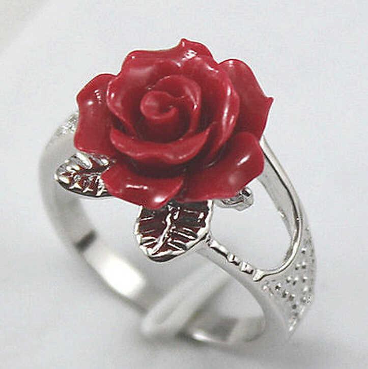 ร้อนขายโนเบิล-จัดส่งฟรี>>>@@ A> >>>ทิเบตเงินผู้ชายผู้หญิงแหวนหยกสีฟ้า6 #7 #8 #9 #10 #11 # #