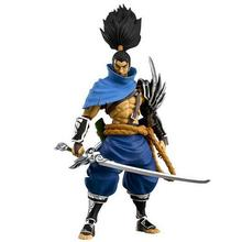 NEW hot 16cm Yasuo collectors action figure toys Christmas g