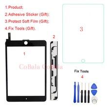 """1Pcs Voor Ipad Mini 4 Mini4 4th Gen 7.9 """"A1538 A1550 Touch Screen Digitizer Voor Outer Panel Glas reparatie Vervanging + Gereedschap"""