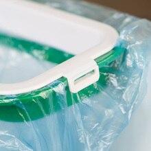 Garbage Bag Holder  Hanging Trash Rack 12.5*22cm