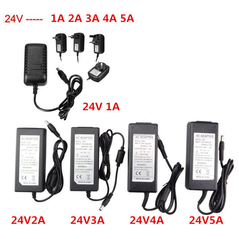 DC 5 V 12 V 24 V 1A 2A 3A 5 V 6A 7A 8A 10A 電源 AC 100 -240 5050 3528 5630 LED ストリップライト用トランス充電アダプタ