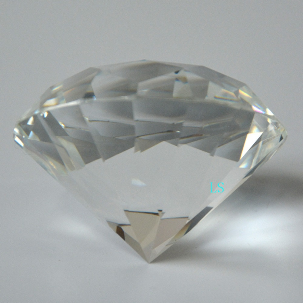 product male mm glass diamond jred piece sweet of knot