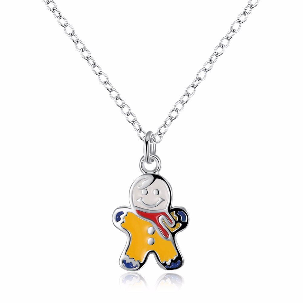 Snowman smile baby pendants necklace child kids children 925 snowman smile baby pendants necklace child kids children 925 original silver n921 christmas day gifts gift pouches free in chain necklaces from jewelry aloadofball Gallery
