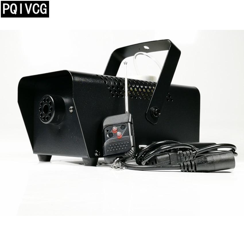цена на 400w fog machine remote control 400w smoke machine professional stage lighting effect dj equipment