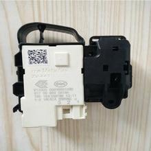 1pcs 원래 Haier 들어 LG 전자 세탁기 전자 도어 잠금 지연 스위치 0024000128A 0024000128D 세탁기 부품