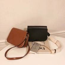 Vintage Women Handbag Female Saddle Shoulder Bag Simple Casual Cheap  Crossbody Messenger Bag 2019 Sac A 6a3e08d543092