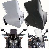For Honda CB650F CB 650F 650 F 2014 2015 2016 2017 Windscreen Windshield Shield Screen w/ Mounting Bracket Wind deflector