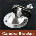 4 pçs/lote, White Wall Mount ou Bracket Para CCTV Camera mount