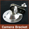 4pcs/lot, White Wall Mount or Bracket For CCTV  Camera mount