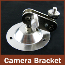 4pcs/lot, White Wall Mount or Bracket For CCTV  Camera mount