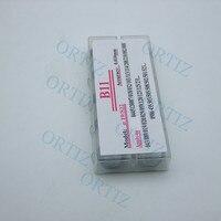 B11 Common-rail-injektor unterlegscheiben und dichtungssatz, ORTIZ fuel injector einstellung standard öldichtscheibe größe 1,20-1,38mm