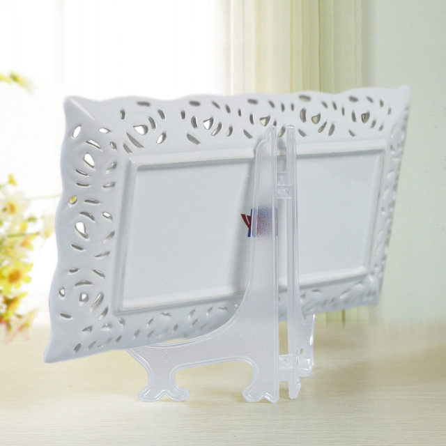 Online Shop Yolala New Plastic Display Stand Dish Rack Plate Bowl ...