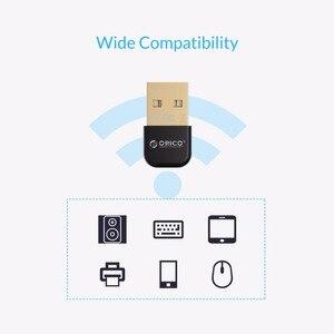 Image 4 - ORICO מיני USB Bluetooth מתאם 4.0 מצב כפול אלחוטי Bluetooth Dongle 4.0 Bluetooth משדר עבור Windows10 מחשב מחשב