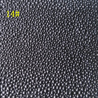 Faux Synthetic Pearlfish Skin PVC Leather Material