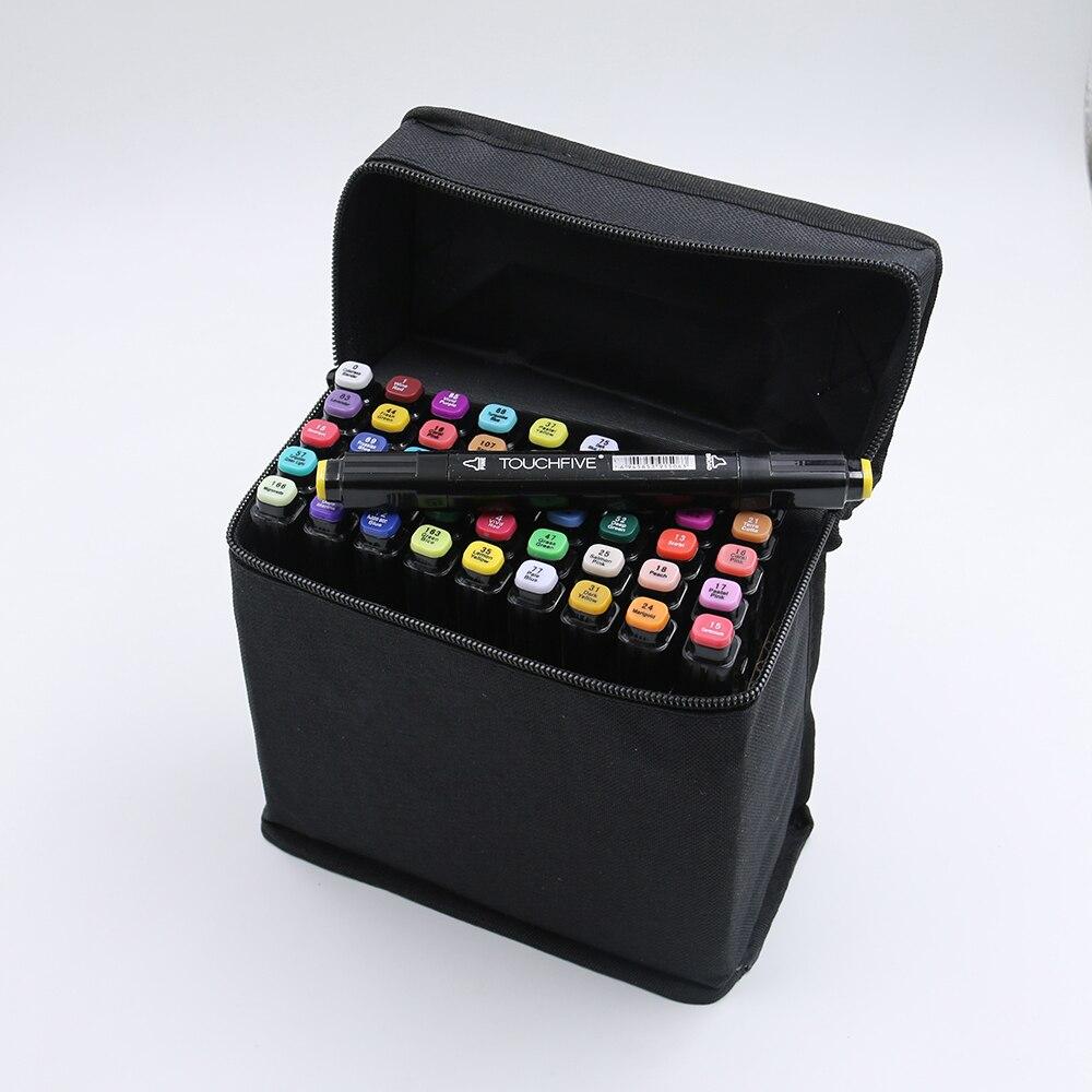 Marcadores da Arte oleosa alcoólica dupla com a Art Marker Ink : Oil Based