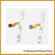 1 Pcs New Original For Lenovo A2010 A2580 A2860 Power on/off Button Volume Key Flex Cable Replacement
