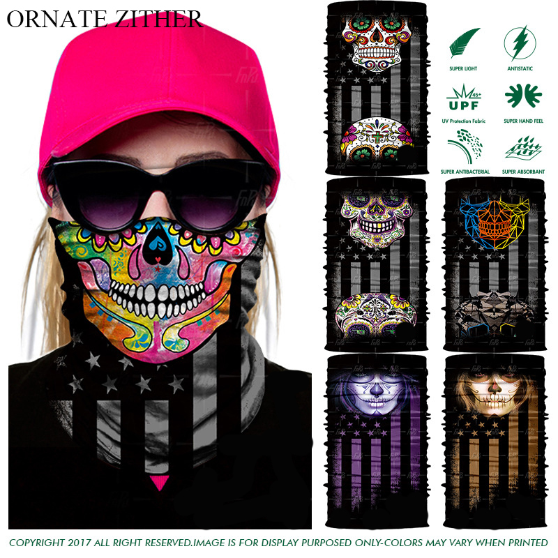 3d Venom Vampire Buffs Bandana Cosplay Face Mask Animal Braga Cuello Wolf Tiger Kryptek Camouflage Neck Warmer Hunting Balaclava Apparel Accessories
