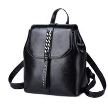 MZORANGE Luxury Fashion Women Shoulder Bag Backpack Female Genuine Leather Ladies Backpack Travel Bag Women Bagpack 2019 стоимость