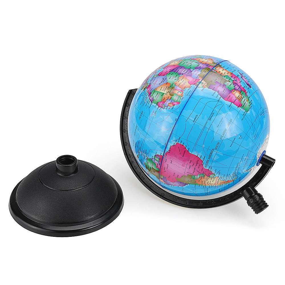 Карта мира океана с подставкой, развивающие игрушки для детей, развивающие познания земли и географии, подарок для детей, офис 20 см