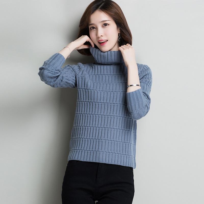 100 Wool Sweater Winter Warm Women Sweater China Supplier