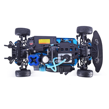 1:10 Nitro Gas Power High Speed Hobby Remote Control Drift Car 4