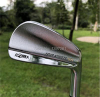 New 7PCS HONMA TOUR ATHLETE 925 Iron Set Golf Clubs No irons shaft TOUR ATHLETE Golf Forged Irons Honma Golf Clubs