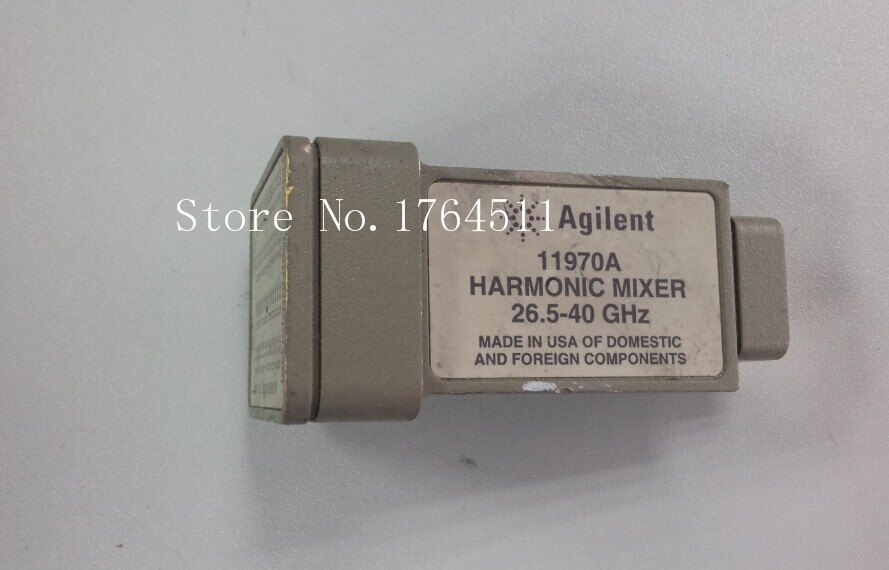 [BELLA] Agilent 11970A 26.5-40GHZ Waveguide Junction Mixer