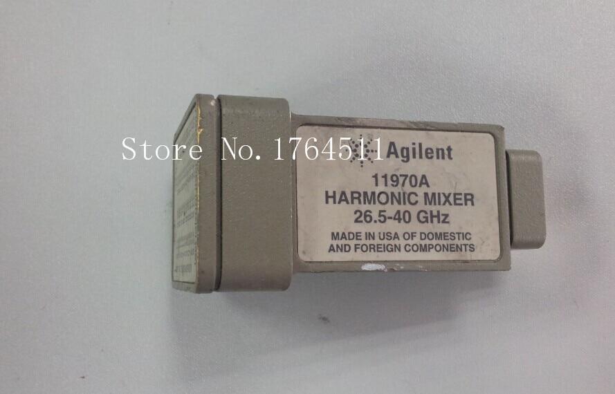 [BELLA] Agilent 11970A 26.5-40GHZ Waveguide Junction Mixer
