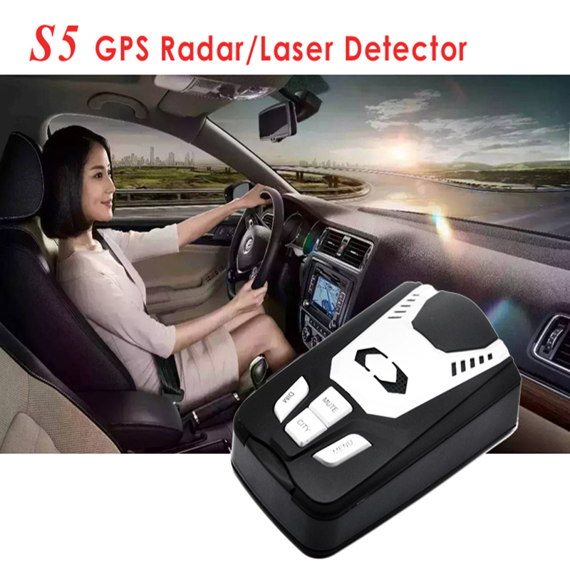 Car speed radar detector alarm system k x laser strelka full brand gps car-detector anti police radar camera Only Russia