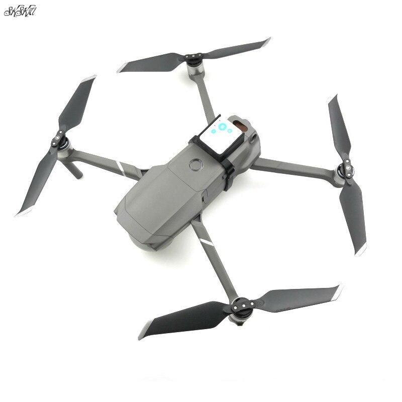 RF-V16 GPS Tracker Locator Signal Bracket Fixed Clip Holder For Dji Mavic 2 Zoom  Pro Drone Accessories