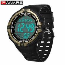 PANARS Men Digital Watches Multi Functional Outdoor Sports Waterproof