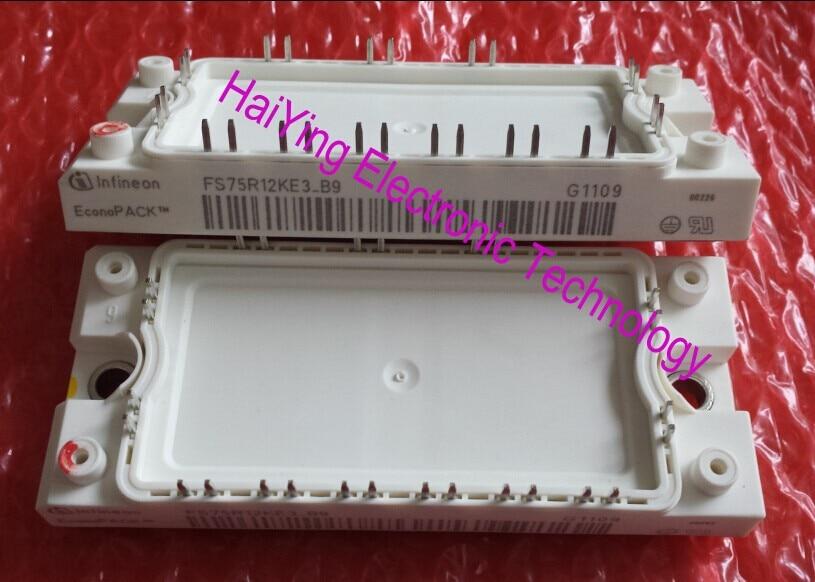 FS75R12KE3-B9  IGBT MODULE 1pcs ke fs v11p automation industrial use plc module industry industrial e
