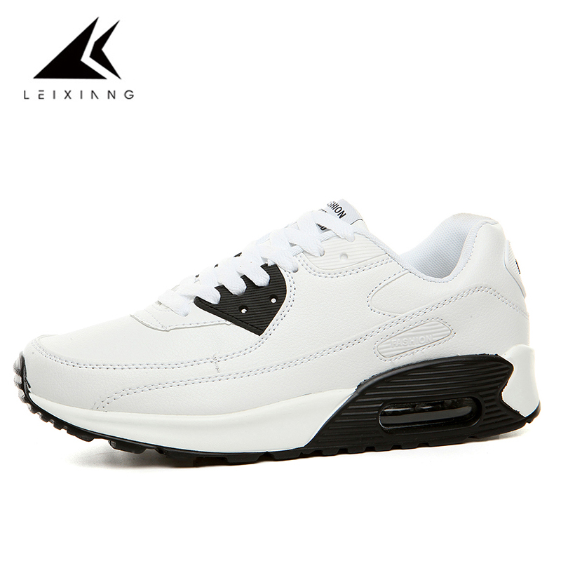 2018 Spring Solomons Curry Running Shoes Men Leather Vamp Air Cushion Max Super White Lace-up Damping Shoes Zapatos Hombre star