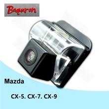 Бокерон для Mazda CX-5 CX-7 CX-9 CX 5 CX 7 CX 9 Обратный Парковка Резервное копирование Камера HD CCD Ночное видение автомобиля заднего вида Камера NTSC PAL