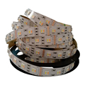 Новый 5 м DC24V 5050 RGBWW 5 цветов в 1 чип Гибкая полоса RGB + CCT белый/теплый белый  96led 60led на метр светодиодный ленточный светильник