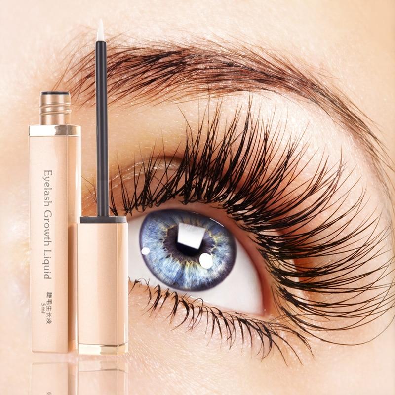 LEARNEVER Eyelash Growth Treatments Makeup Eyelash Enhancer Longer Thicker Eyelashes Serum Eyes Care Eye Lash FM0086