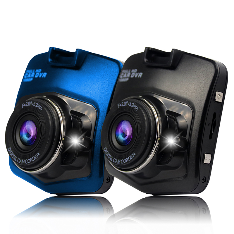 Cámara HD Coche DVR Video Recorder Night Vision G sensor Dash Cam