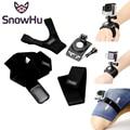 Glove Wrist Band 360 Degree Swivel Rotation Hand Strap Belt Tripod Mount for GoPro Hero 4/3+/3 Go Pro SJCAM SJ4000 SJ5000 GP282