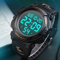Men   Watch   Top Luxury Brand Sport   Watch   Electronic   Digital   Male Wrist Clock Man 50M Waterproof Men's   Watches   reloj hombre SKMEI