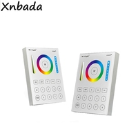 Milight B8 8 Zones RGBW Wall Mount Led Panel Controller RGB CCT Remote Controller
