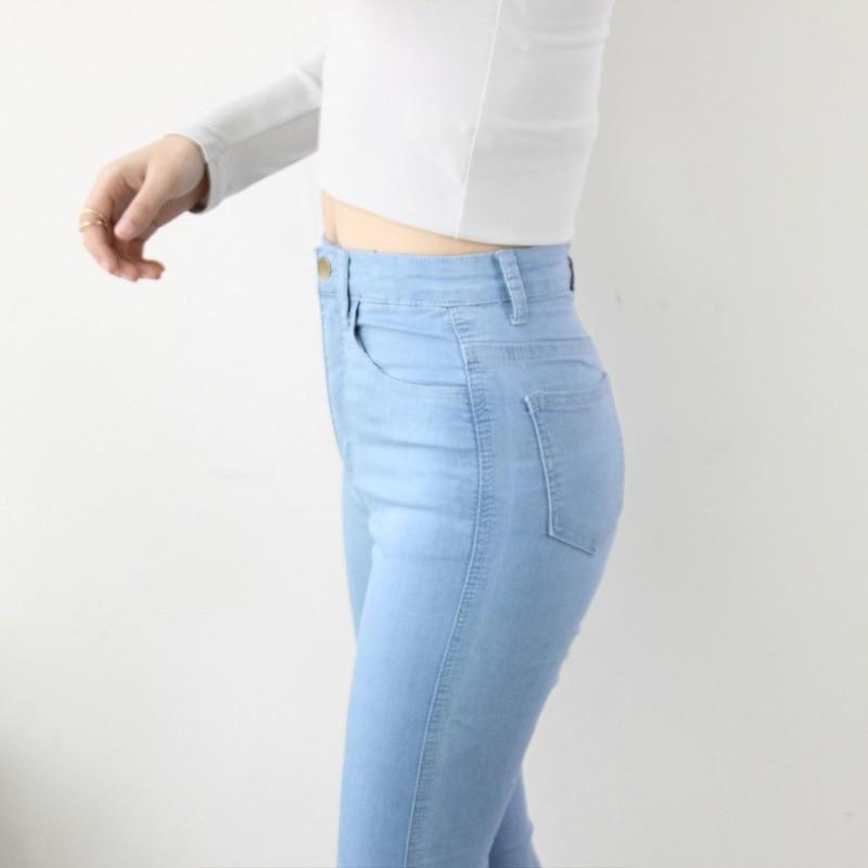 Женские джинсовые штаны и Шорты Pantalones