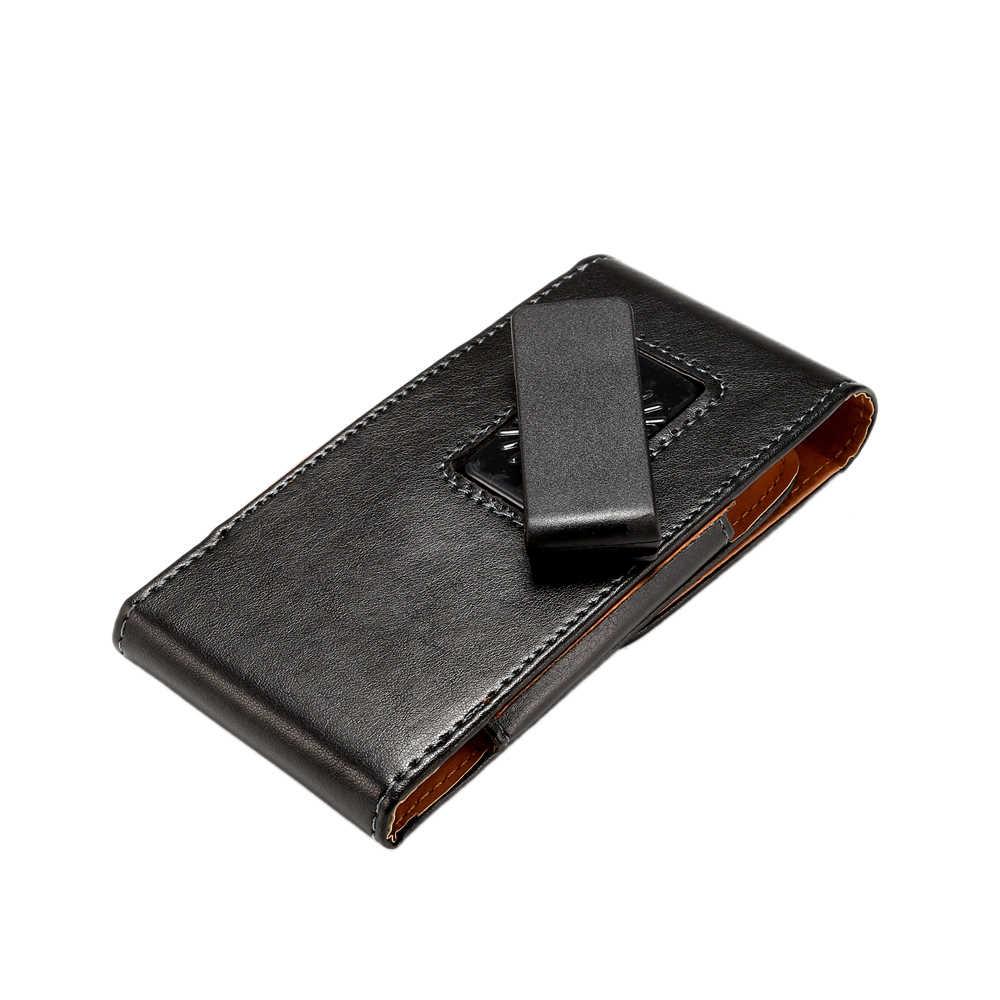 Чехол для телефона для sony Xperia XA2 XZ1 XZ Z2 Z3 Z4 Z5 Z6 пояс Обложка Магнитный чехол 360 градусов вращения клип Кобура сумка