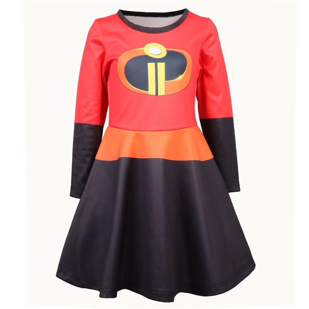 Girls Clothing Shoes Accessories Incredibles 2 Classic Child S Elastigirl Costume