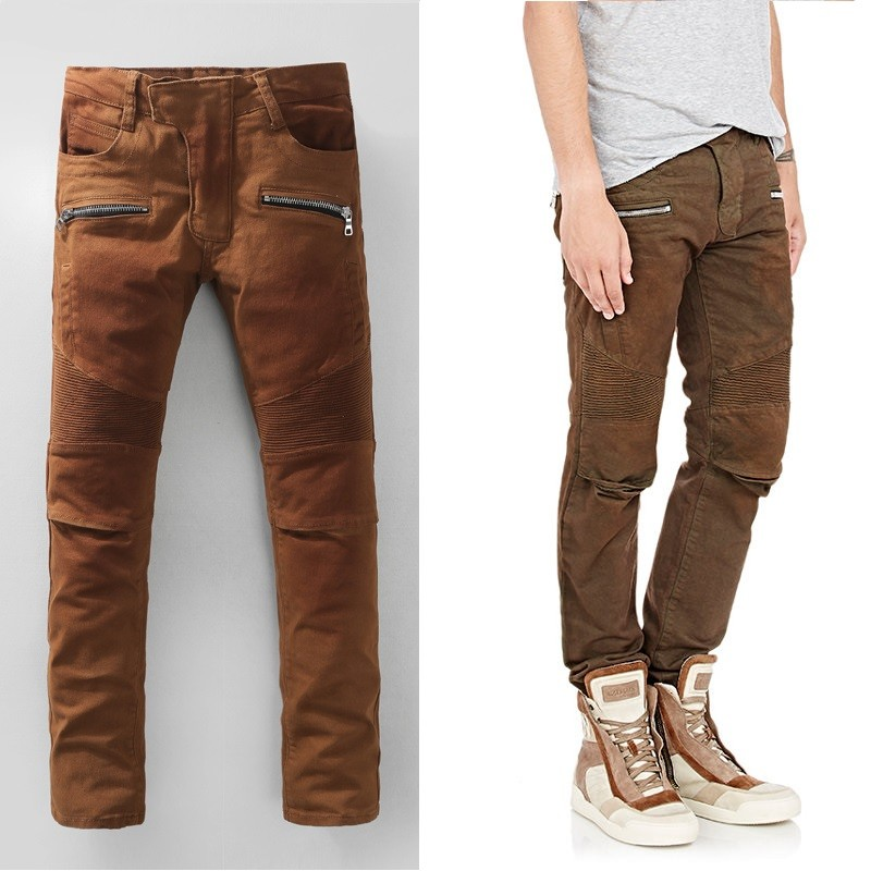 Online Get Cheap Mens Brown Jeans -Aliexpress.com | Alibaba Group