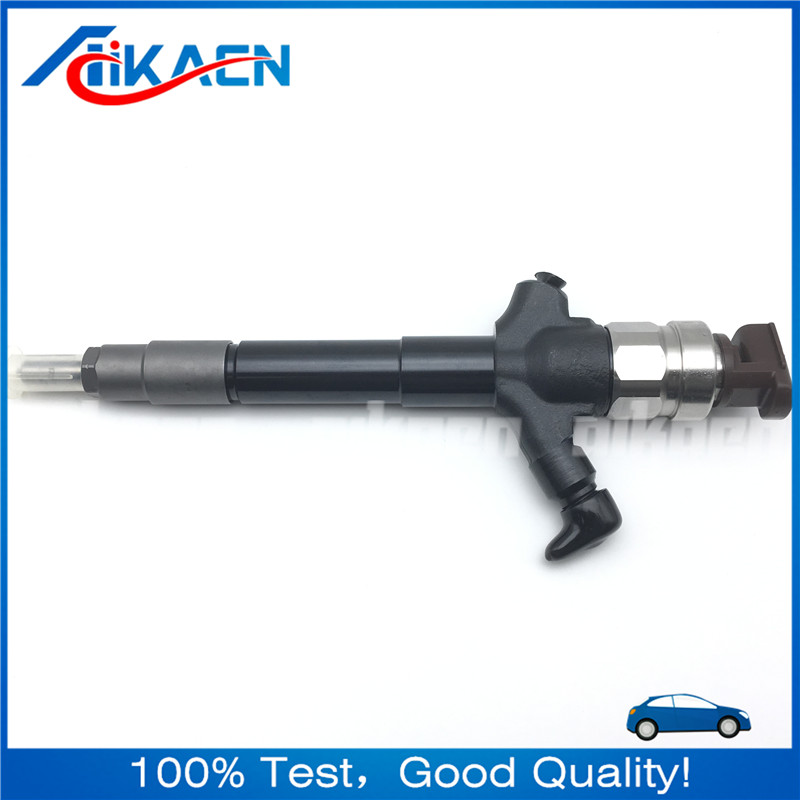 4pcs brand New common rail Injector 295050 0890 FOR L200 4D56 EURO5 1465A367